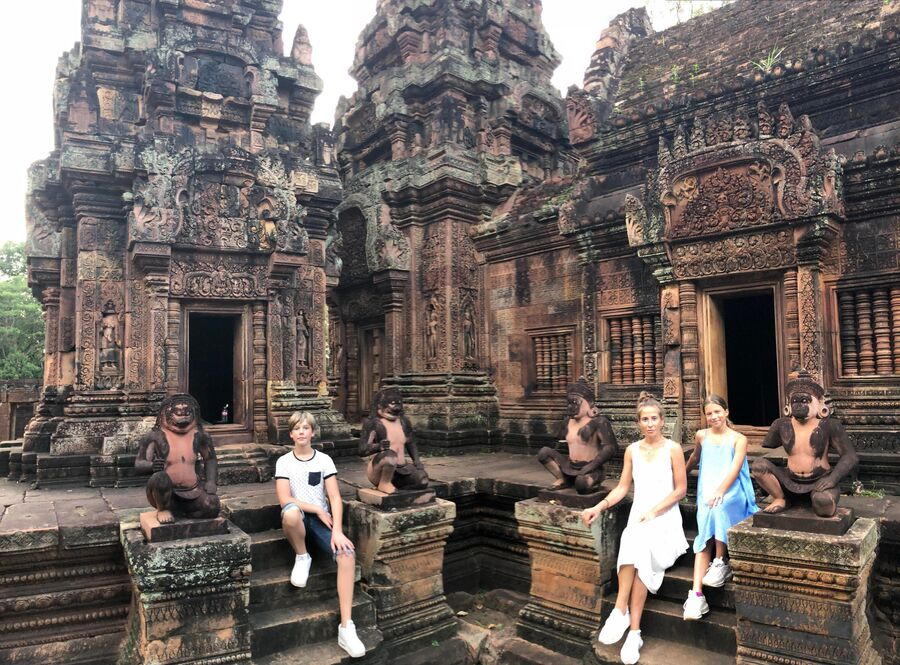 Камбоджа; Азия