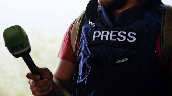 Военный корреспондент