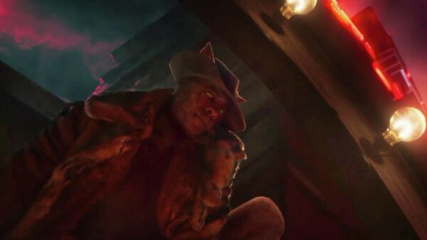 Кадр из фильма Кошки