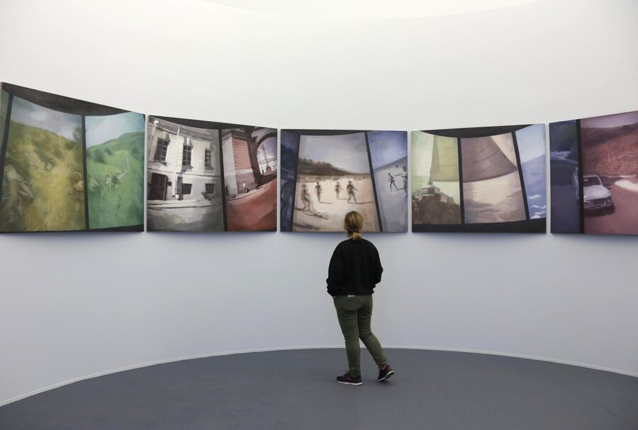 В павильоне Карелия на выставке Посмотрим выставку! или Культурный код ВДНХ