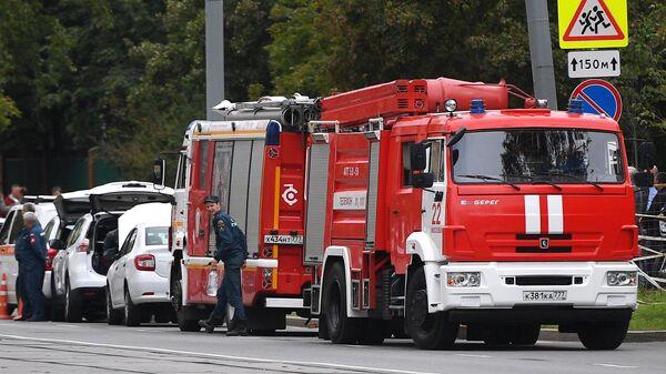 Пожарная техника