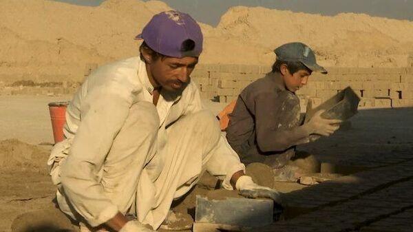 Школа – роскошь: в Афганистане используют детский труд