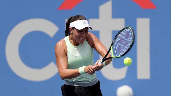 Теннисистка Джессика Пегула (США)