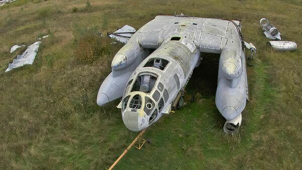 Самолет-амфибия ВВА-14