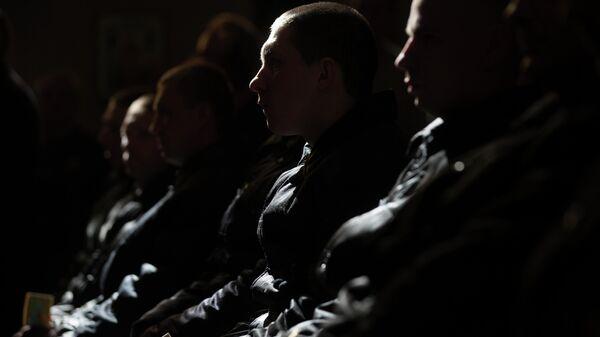 Заключенные следственного изолятора №1 Кресты в Санкт-Петербурге
