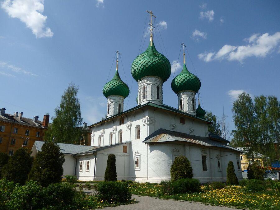 Николо-Меленская церковь