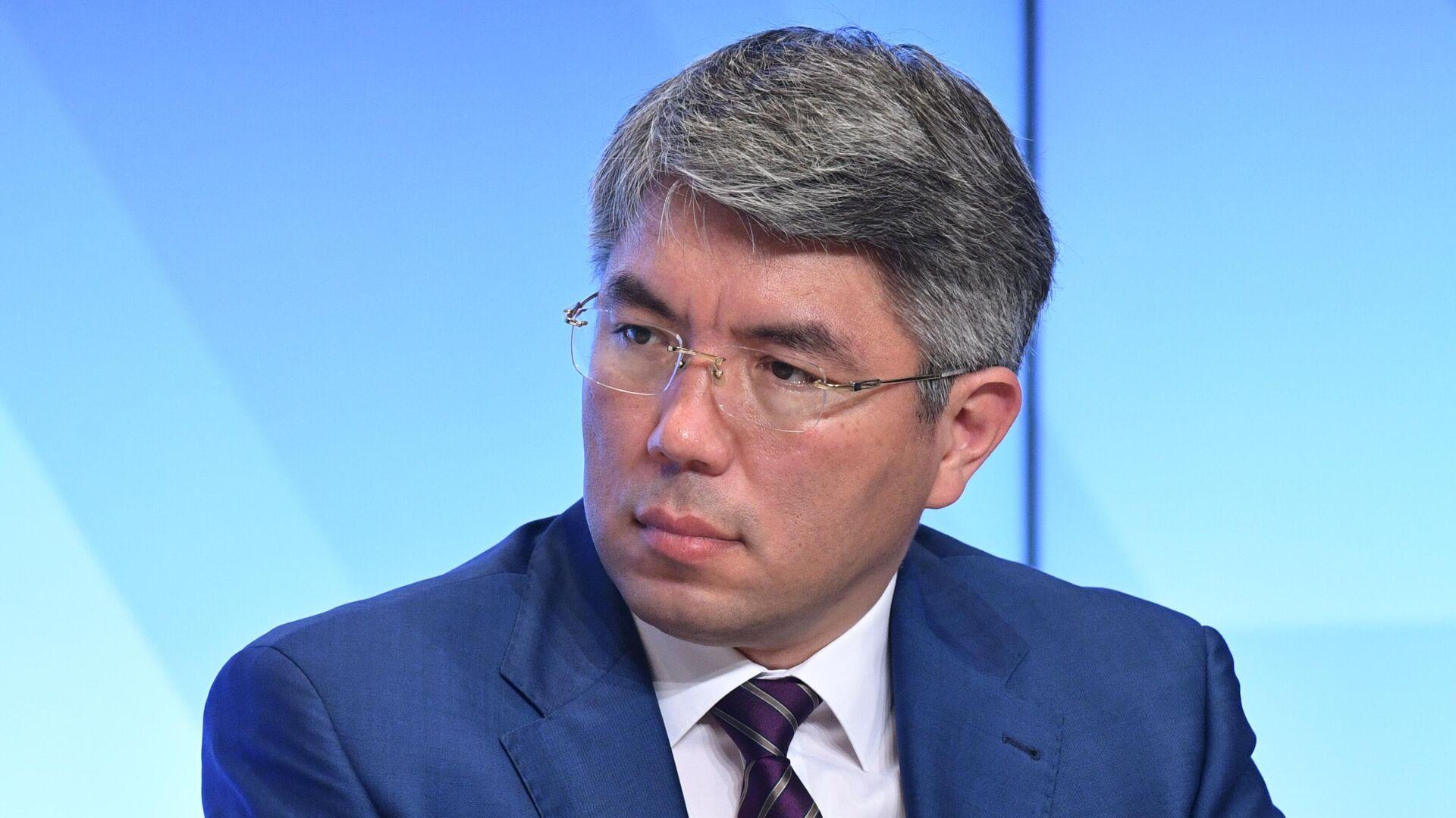 Глава Бурятии попросил Путина обсудить в Госсовете развитие транспорта