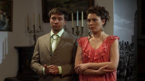 Кадр из сериала Сваты