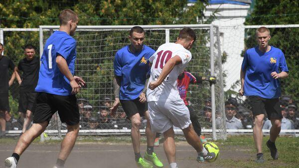 Александр Кокорин, Павел Мамаев и Кирилл Кокорин (слева направо)