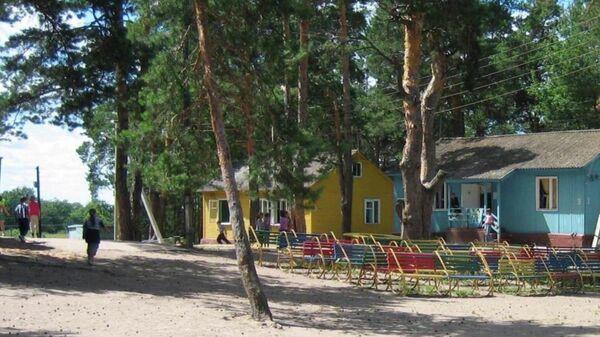 Лагерь Лесная сказка в селе Мыс Доброй Надежды Сасовского района Рязанской области