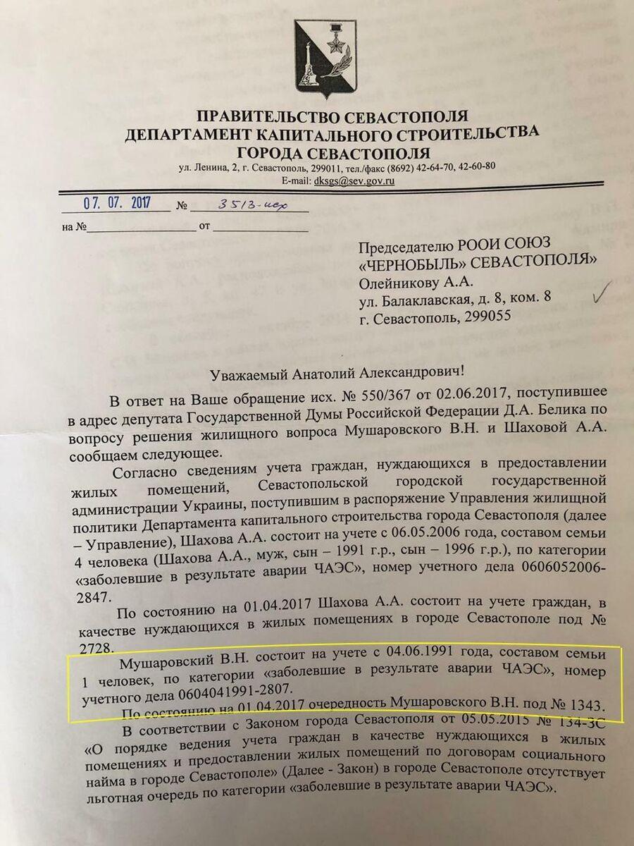 Три года назад Мушаровский был первым, а теперь числится под номером 1343