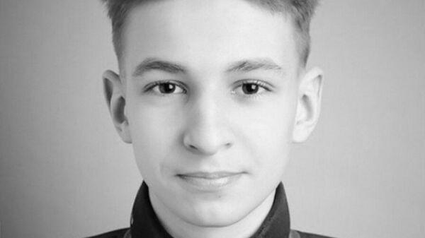 14-летний погибший белорусский хоккеист