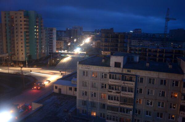 Авария на Якутской ГРЭС