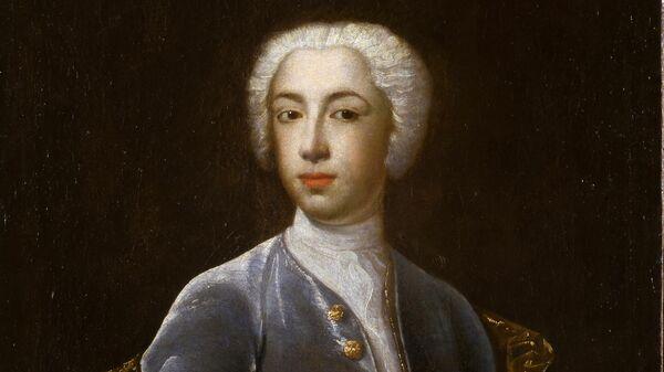 Портрет графа И.А. Остермана Франкарт Россия, 1738 г.