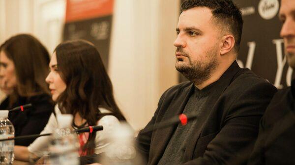 Глава Государственного агентства Украины по вопросам кино Филипп Ильенко