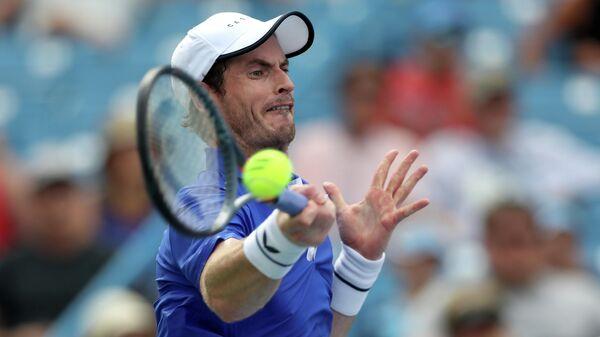 Теннисист Энди Маррей (Великобритания)