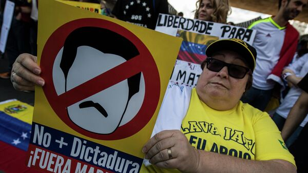 США предъявили Николасу Мадуро обвинение внаркоторговле