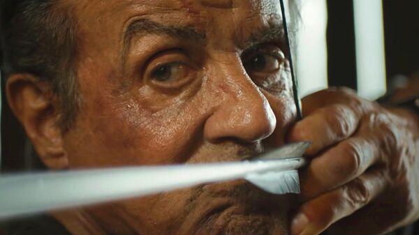 Кадр из трейлера фильма Рэмбо: Последняя кровь