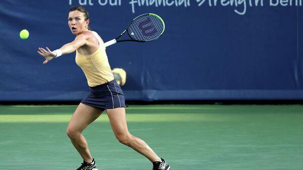 Теннисистка Симона Халеп (Румыния)
