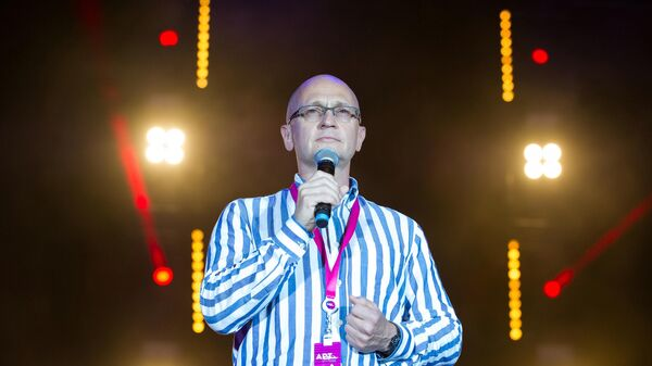 Сергей Кириенко на фестивале Таврида – АРТ в Крыму