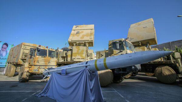 Иранский зенитно-ракетный комплекс (ЗРК) Бавар-373