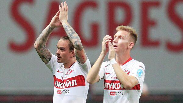 Андрей Ещенко и Наиль Умяров (справа)