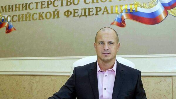 Александр Чеботарев, спортивный юрист, бывший генеральный директор ХК Лада (Тольятти)