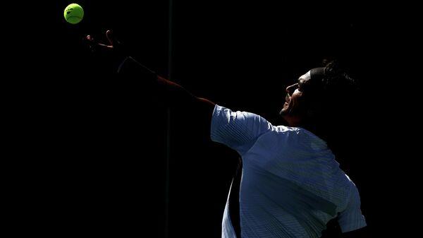 Теннисист Фабио Фоньини (Италия)