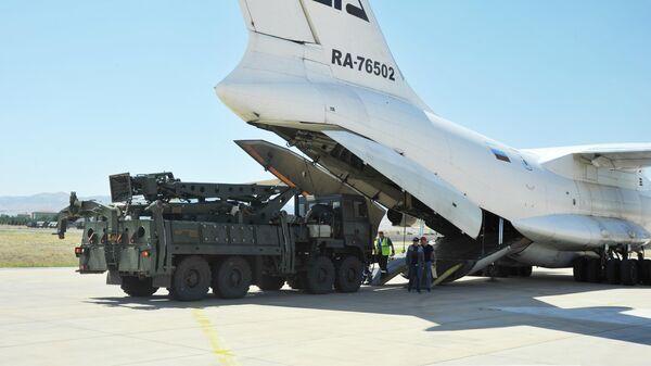 Поставка зенитной ракетной системы С-400 в Турцию. 27 августа 2019