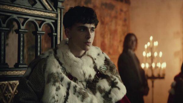 Кадр из фильма Король