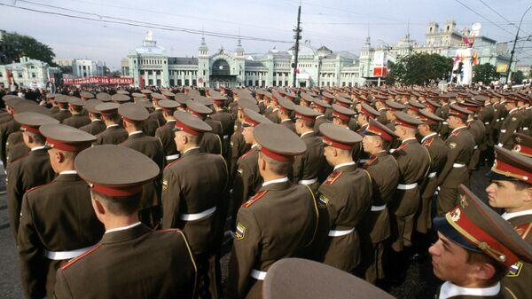 Прибытие из Германии последнего подразделения Западной группы войск