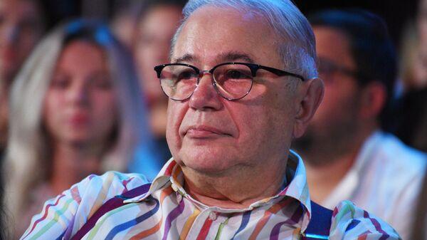 Писатель-юморист, народный артист России Евгений Петросян