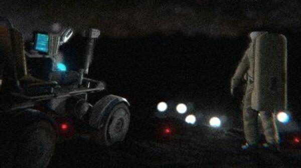 Лунная станция 2038 года. Прогноз-реконструкция в виртуальной реальности