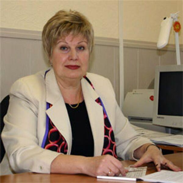 Председатель Самарского областного суда Любовь Дроздова