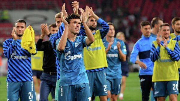 Юрий Жирков после окончания матча