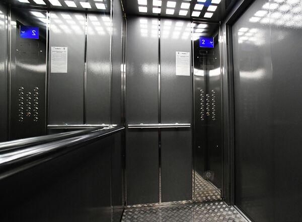 Лифт Щербинского лифстостроительного завода
