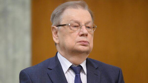 Чрезвычайный и полномочный посол РФ в Арабской Республике Египет Сергей Кирпиченко