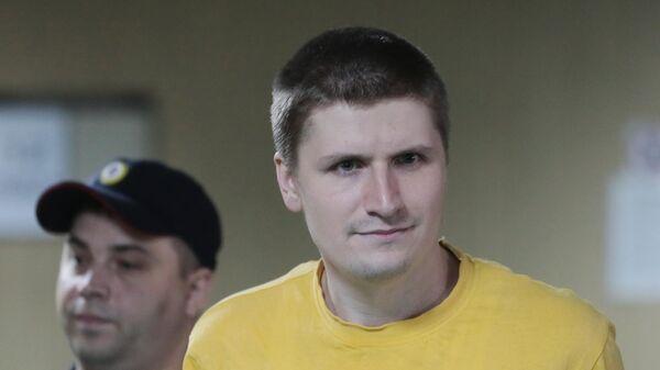 Блогер Владислав Синица в суде. 3 сентября 2019