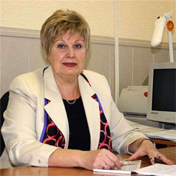 Председатель Самарского областного суда Дроздова Любовь Петровна