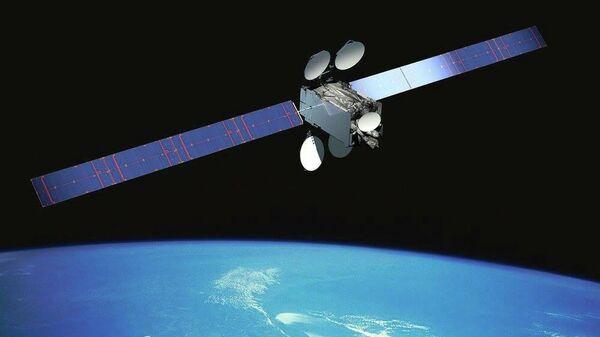 Спутник компании Intelsat