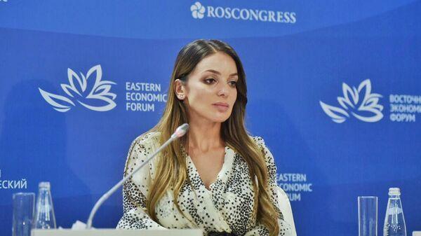 Руководитель Федерального агентства по туризму Зарина Догузова