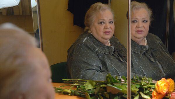 Заслуженная артистка России Наталья Крачковская. Архивное фото