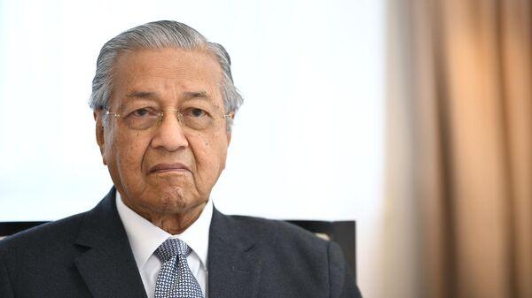 Премьер-министр Малайзии Мохатхир Мохамад