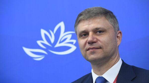 Председатель правления ОАО Российские железные дороги Олег Белозеров