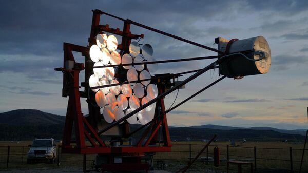 Телескоп TAIGA-IACT