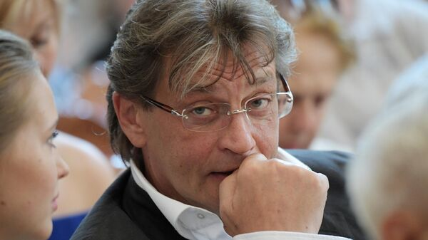 Домогаров закрыл инстаграм после поста о Ефремове
