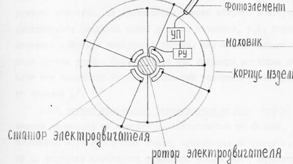 Одна из страниц рассекреченных документов, связанных с началом лунной гонки между СССР и США