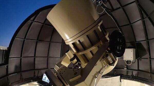 Телескоп астронома Геннадия Борисова
