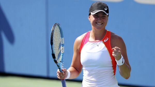 Теннисистка Ребекка Петерсон (Швеция)