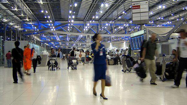 Суварнабхуми - аэропорт столицы Таиланда Бангкока